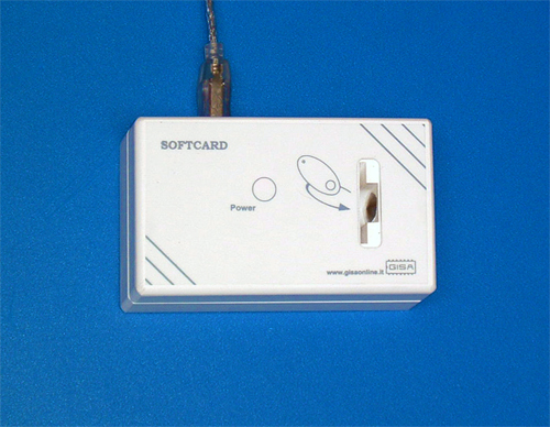 Modello SOFTCARD