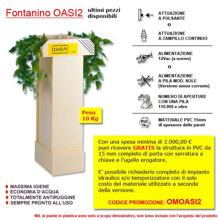 Fontanino OASI2